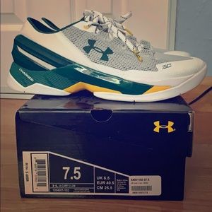 Curry 2 low shoes